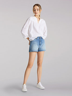 Women's Lee European Collection High Rise Thelma Short
