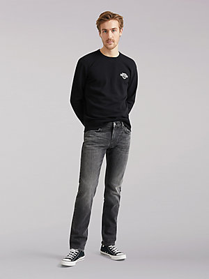 Men's Lee European Collection Daren Straight Leg Jean