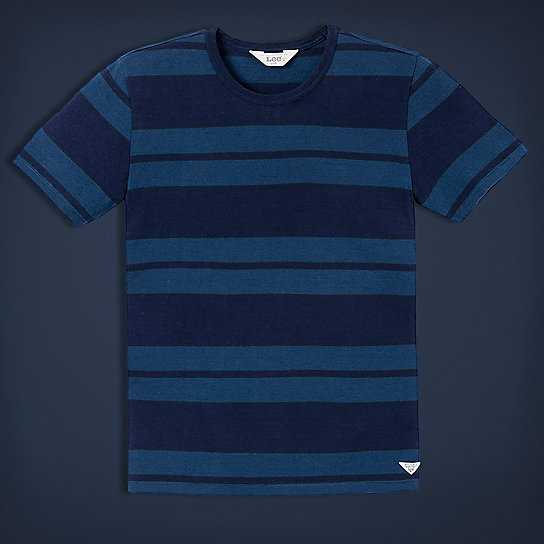Lee European Collection  - 101 Stripe Tee