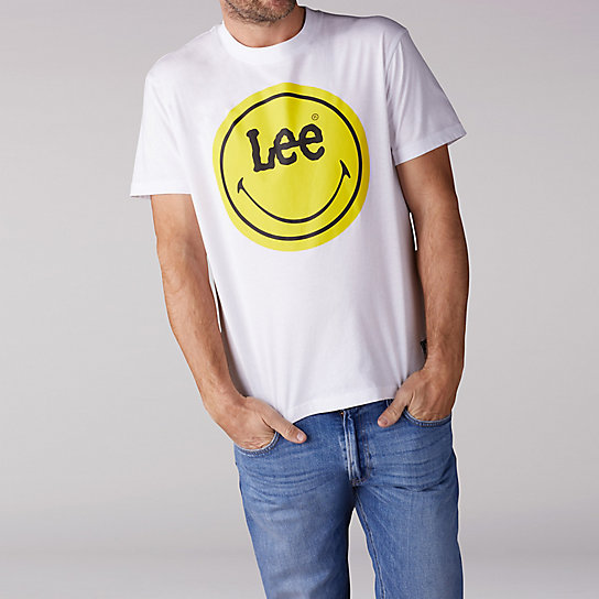 Lee x Smiley Logo Tee