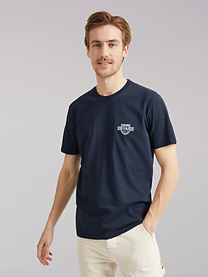 Men's Lee European Collection Logo Tee