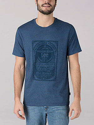 Men's World Renounced Graphic Tee