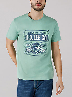 Men's HD Lee Co. Graphic Tee