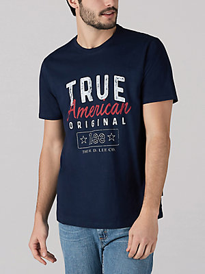 Men's True American Original Graphic Tee
