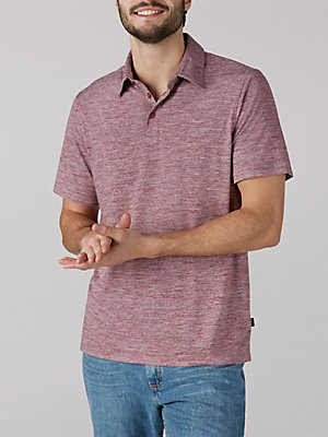 Men's Grindle Jersey Polo Shirt