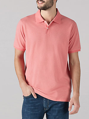 Men's Solid Fashion Polo
