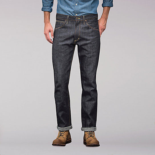 Lee European Collection 101 Z Straight Leg Jeans