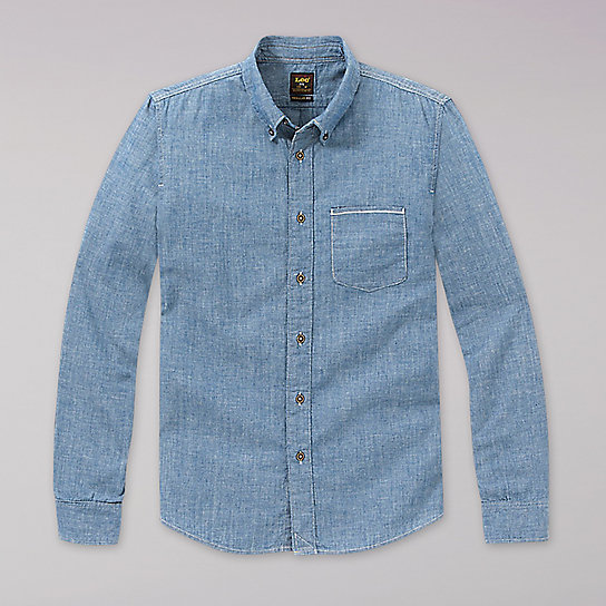 101 Selvage Chambray Shirt