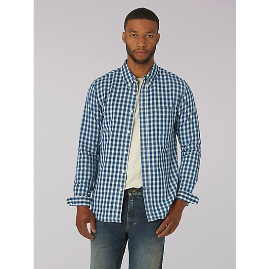 Lee European Collection  - 101 Button Down Shirt