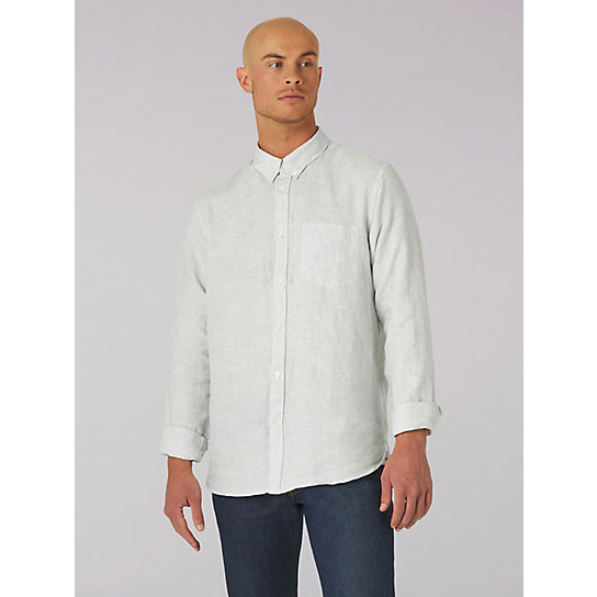 Lee European Collection  - 101 Button Down Stripe Shirt