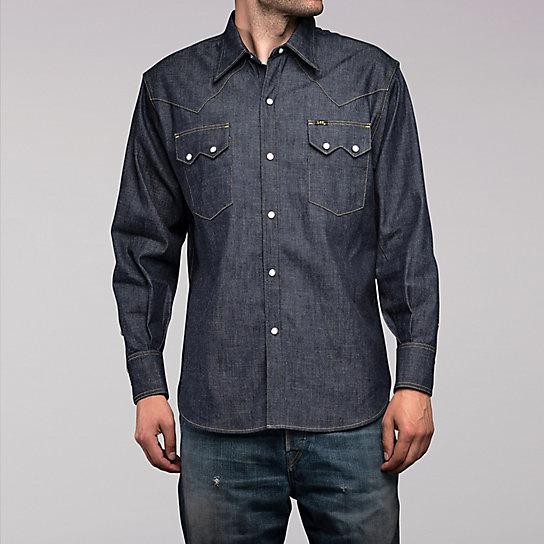 3968405a 101 Western Shirt | Lee