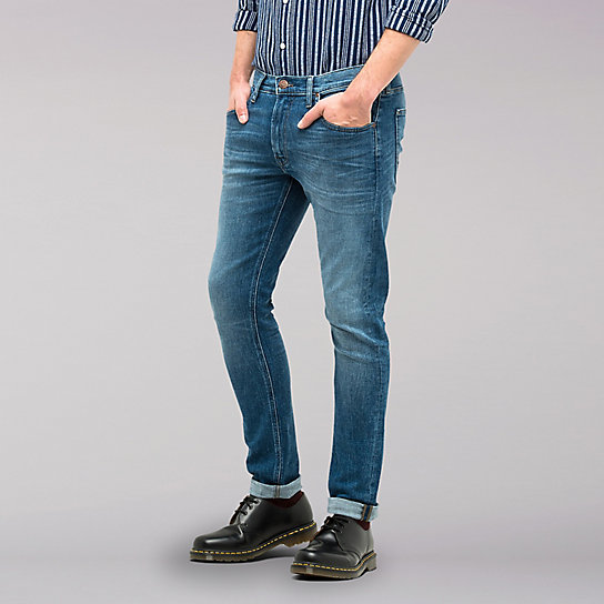 Lee European Collection - Luke Slim Tapered Leg Jean - Fresh