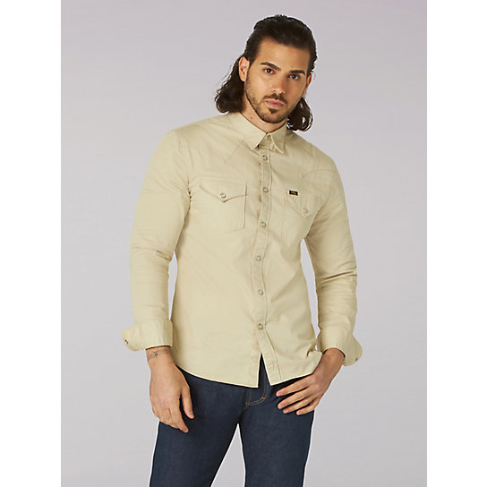 Lee European Collection - 101 Western Shirt