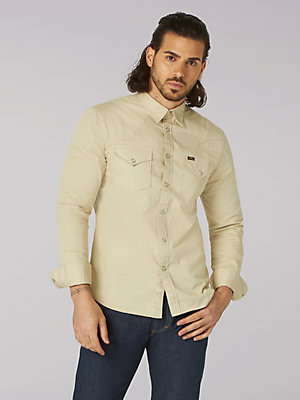 Men's Lee 101 Western Shirt