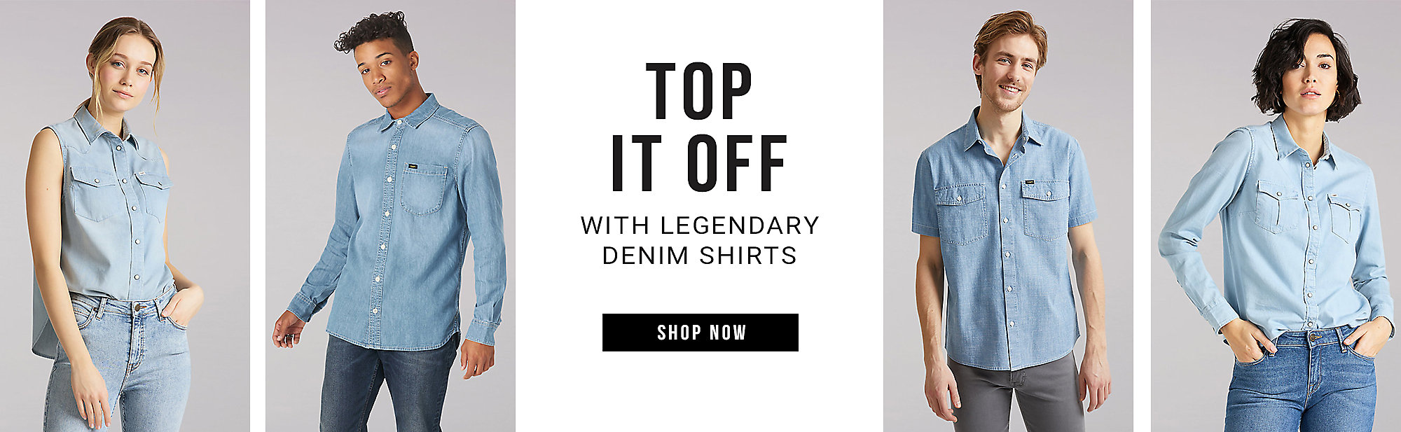 Shop Denim Shirts
