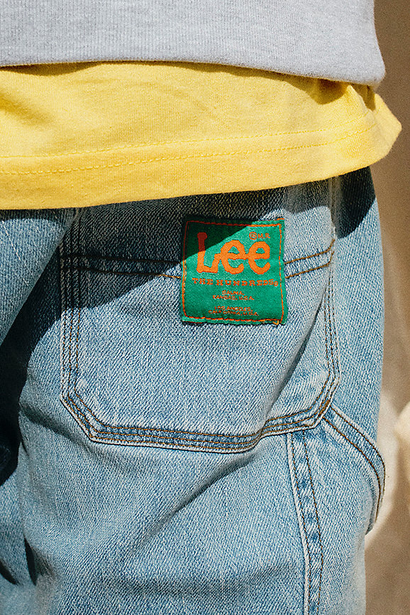 Lee x The Hundreds