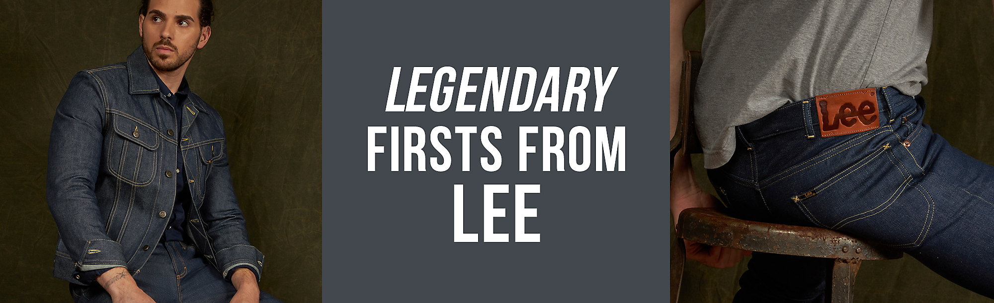 LEE LEGENDARY FASHION FIRSTS
