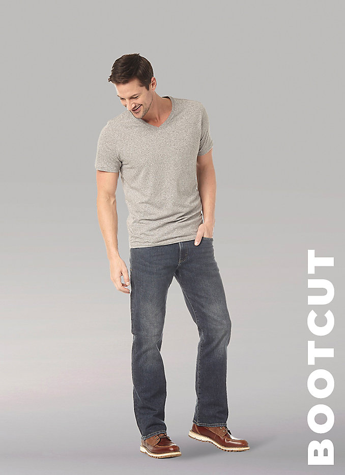 Men's fit guide Bootcut