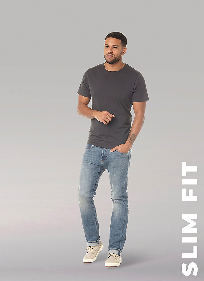 Men's fit guide Slim