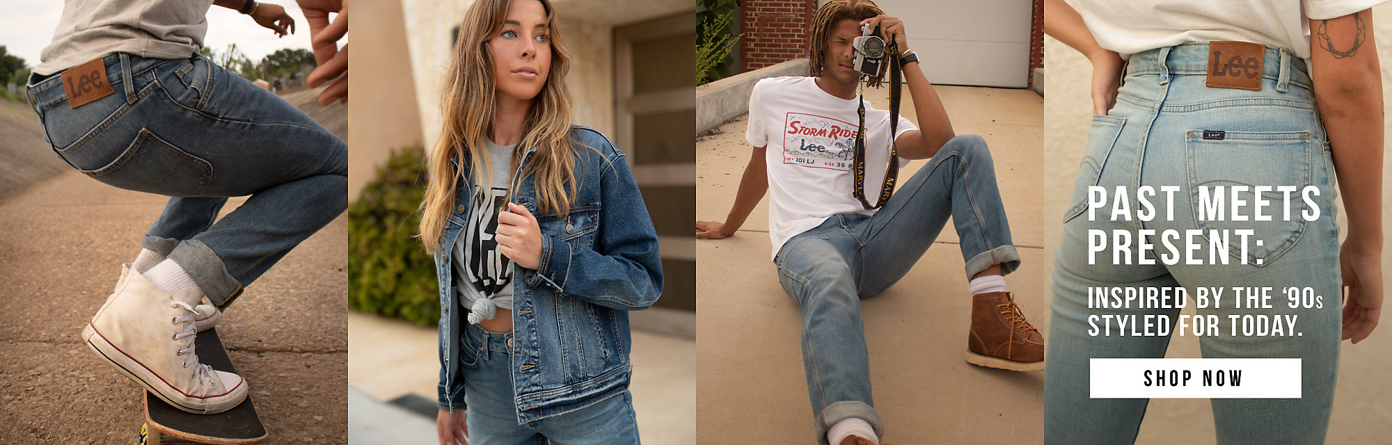 Past Meets Present: Inspired by the '90s, Styled for Today