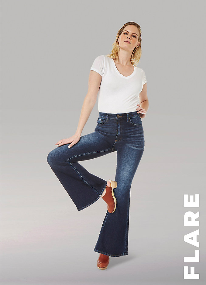 Women's fit guide Flare