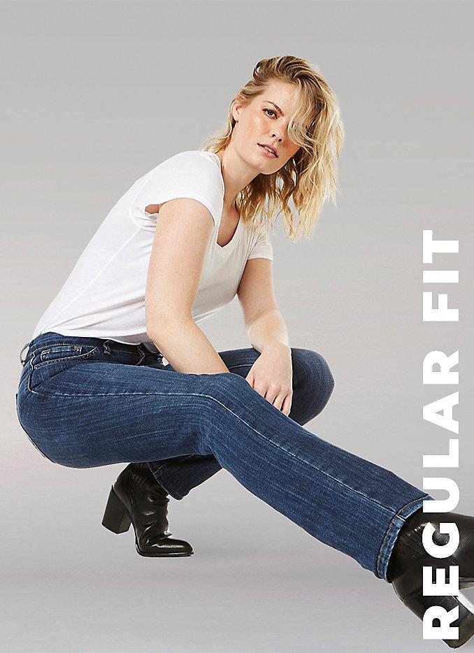 Women fit guide regular