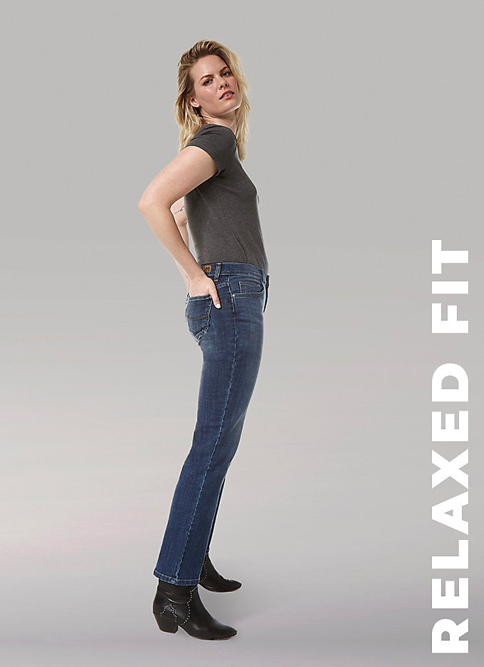 Women fit guide Relaxed