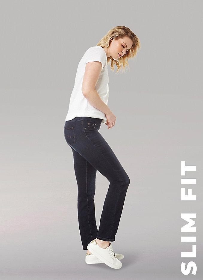 Women fit guide slim