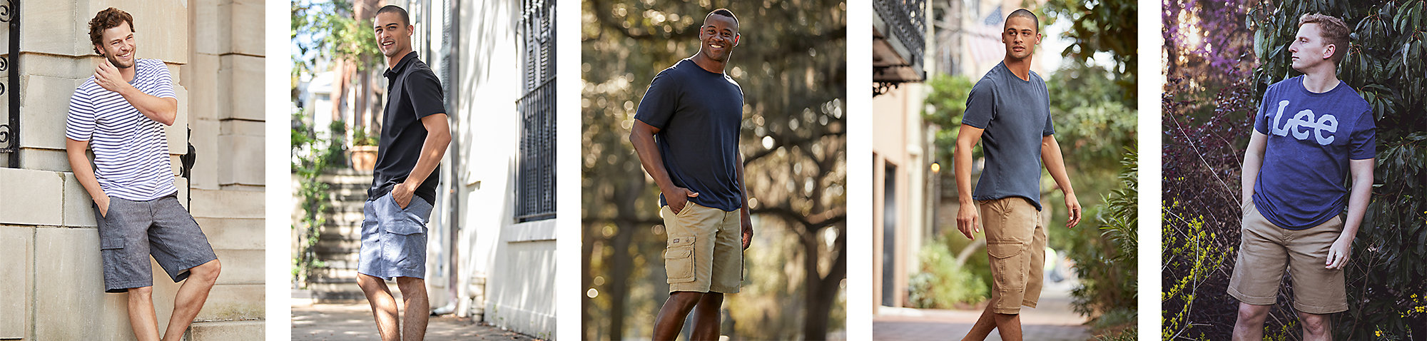 When to Wear Men's Shorts
