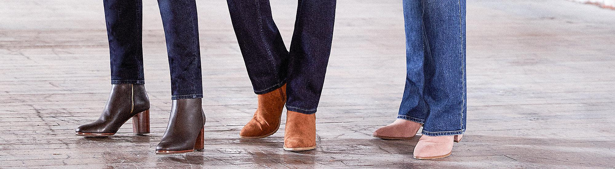Women's Leg Styles