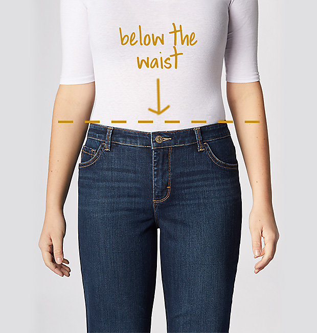 cacbd4eb660c7e Women's Jeans Fit Guide | Lee