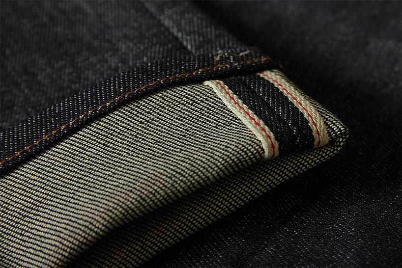 Jeans detail shot